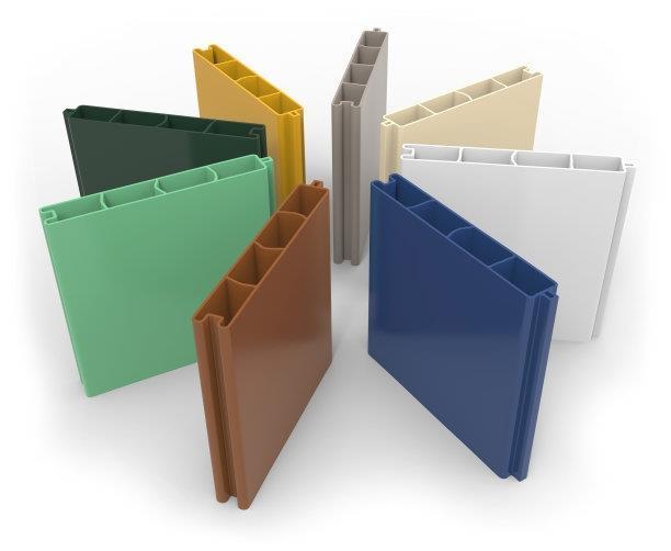 ASA door panel full color profile