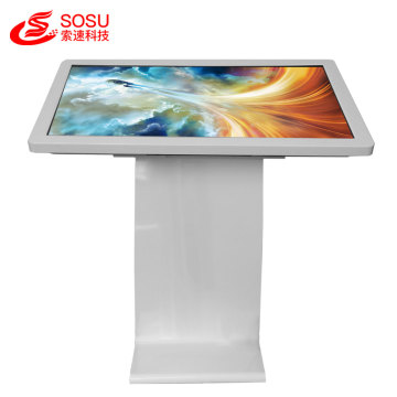 information touch screen kiosk with high quality