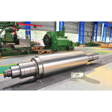 High Chromium Iron Rolls
