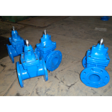 DIN3352 Ductile Iron Seated Gate Valve