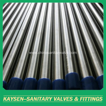 Sanitary seamless tube DIN Stainless steel