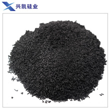 Net gas activated carbon in sewage treatment