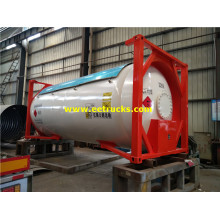 24000L 10ton 20feet LPG Tank Containers