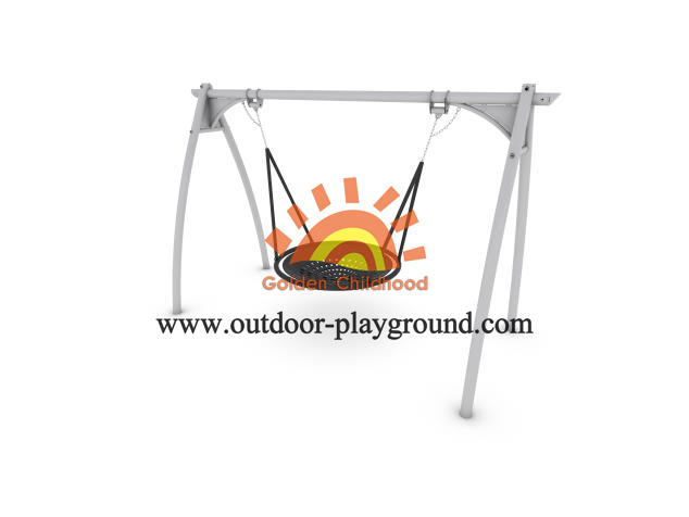 Kids Outdoor Swing Set