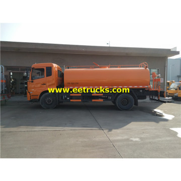 11000 Litres DFAC Road Water Tank Trucks