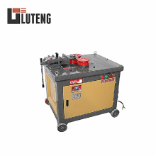 Hot sale good quality for Cnc Rebar Bender,Rebar Bender,Hydraulic Rebar Bender Manufacturers and Suppliers in China used price manual bar bending machine export to South Africa Factory
