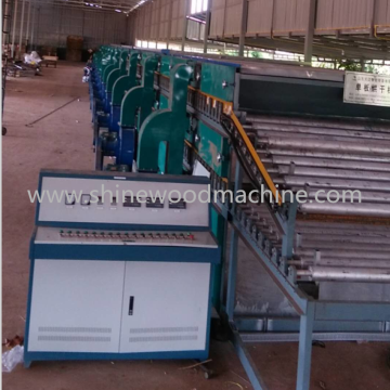 High Speed Veneer Roller Dryer