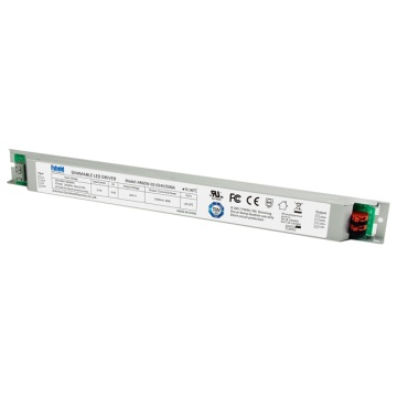 50W 24V CV Led Driver Dimmable Power Supply