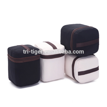 Insulated Lunch Box Tote Cooler Bag makeup bag