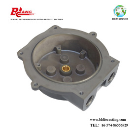 High precision CNC Motor Housing