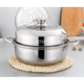 Thicken Stainless Steel Steamer Pot