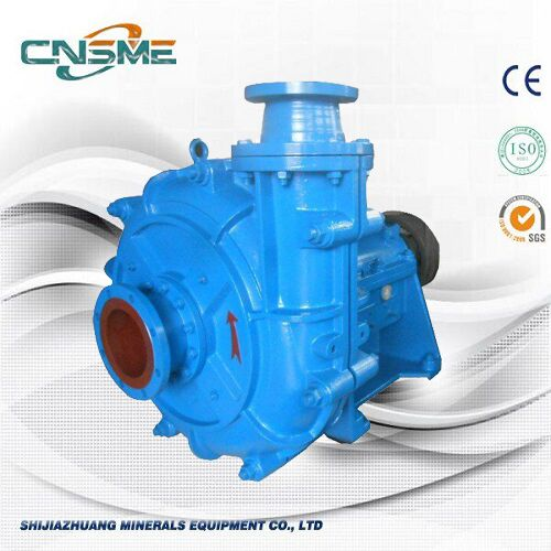100ZGB Horizontal Centrifugal Slurry Pump