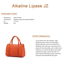 Top for Leather Enzymes Sunson Alkaline Lipase JZ export to Turkmenistan Exporter