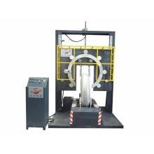 China for Vertical Ring Wrapping Machine Tyre stretch wrapping machine supply to Poland Factory