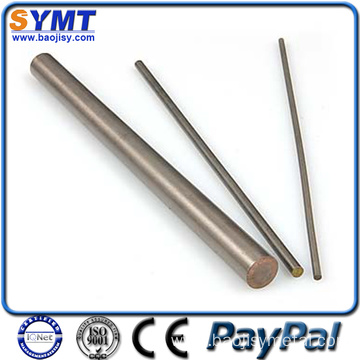WT20 Tungsten electrode bar