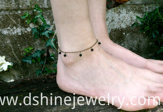 Simple Lady Anklet For Sale