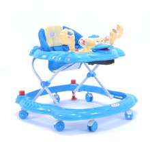 Factory directly provided for Plastic Baby Walker Super Light and Foldable baby walker export to Spain Factory