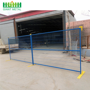 square tube weld CA temporary fence