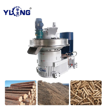 Yulong Activated Carbon Pellet Dealing Machinery