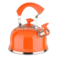 Stainless Steel Colorful Whistle Kettle Industion Kettle