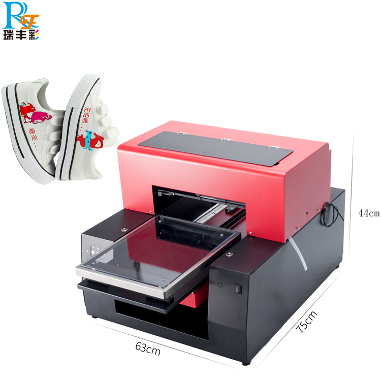 A3 Shoes Printer Machine