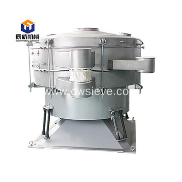antimony sulfide powder tumbler sieve equipment