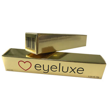 Wholesale Custom Gold Paper Lipstick Box