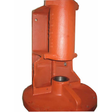 Pelaburan Precision Casting Stainless Steel Pump Bracket