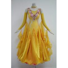 High Quality for China Ladies Ballroom Dress,Ballroom Dresses Amazon,Ballroom Gowns Canada Supplier Ballroom dance practice skirts export to British Indian Ocean Territory Importers