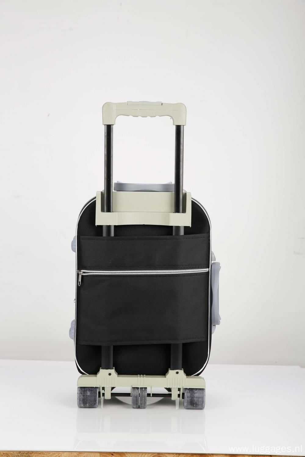 Fashion Design Rolling pocket Luggage