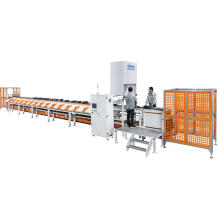 Linear Crossbelt Logistic Sorting Machine