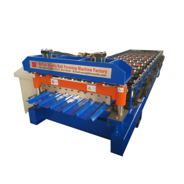 New  Metal Trapezoidal Panel Roll Forming Machine