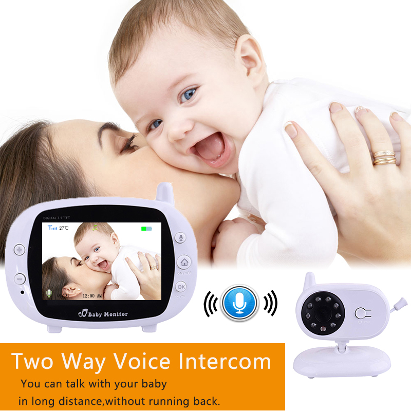 4 Room Baby Monitor