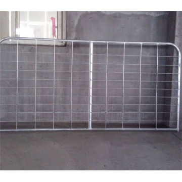 Steel Fence Gate Design