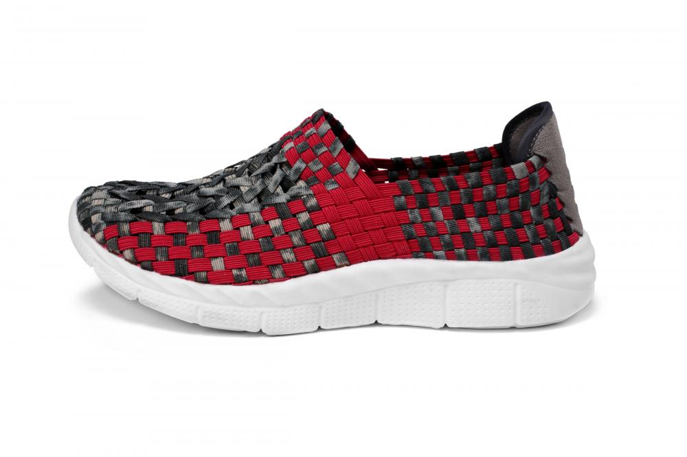 Skin-friendly Fabric Woven Work Shoes