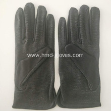 Black Cotton Costume Gloves