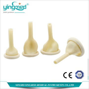 Medical male external condom  catheter
