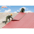 big wave Roma style roof sheet for house