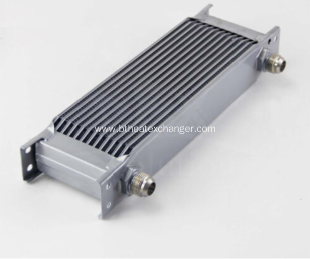 High Performance Universal Automotive Engine Oil Coolers