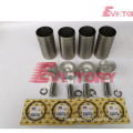 CATERPILLAR spare parts S4K cylinder liner sleeve kit