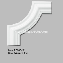Good Quality for Purchase Plain Panel Mouldings Corners, Panel Mouldings Corners, Panel Molding Corner Ceiling Molding Corner Blocks supply to United States Importers