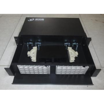 Optical 24 Port Fiber Patch Panel ODF