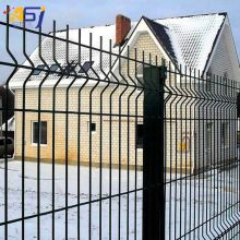 High Permance for Wire Mesh Fence triangle bending fences galvanized and pvc coated fence supply to Ghana Manufacturers