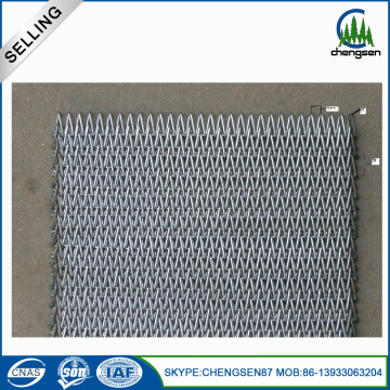 Chain Link Wire Mesh Conveyer Belt