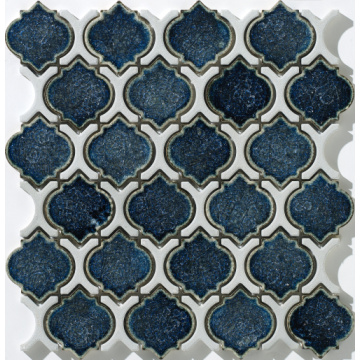 glazed ceramic mosaic