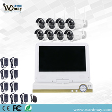 "8ch 2.0MP Wifi Camera System with 10.1"" Screen"