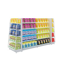 New Fashion Design for for Backplane Supermarket Shelf,Hole Supermarket Shelf,Net Supermarket Shelf Manufacturers and Suppliers in China Retail And Convenience Store Display Shelving Units supply to Poland Wholesale