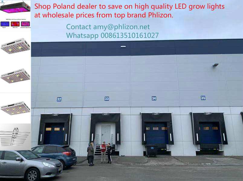 LED Grow Light High Quality