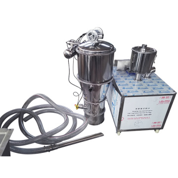 High frequency Stainless Steel Vacuum Conveyor for food
