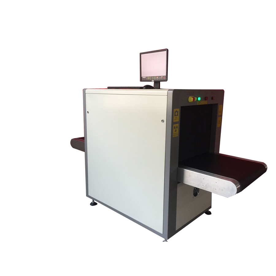 x-ray baggage scanner small